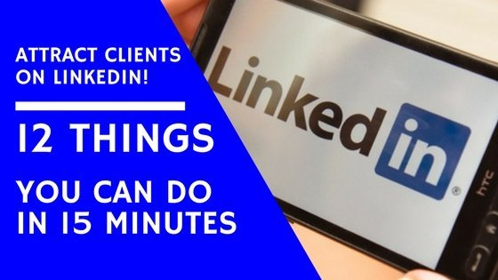 Attract Clients on LinkedIn! Yoon Cannon, Paramount Business Coach