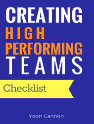 Create High Performing Teams Checklist