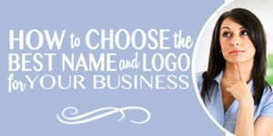 Name and Logo for Your Business