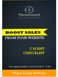 Boost Sales and Plug a Leaky Website