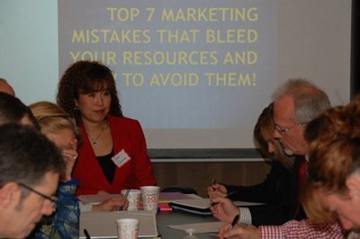 Marketing Action Group Coaching Programs with Yoon Cannon