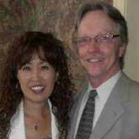 Yoon with Power Up Member, Russ Bragg
