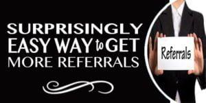 Get More Referrals