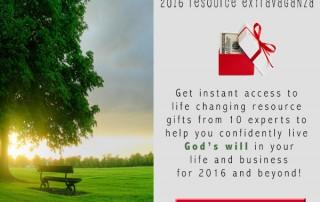 Christian Entrepreneurs Special Online Gift Event