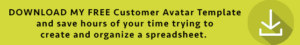 Customer Avatar Template