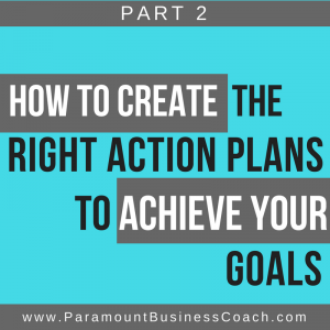 how to create an action plan in education