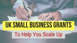 UK Small Business Grants