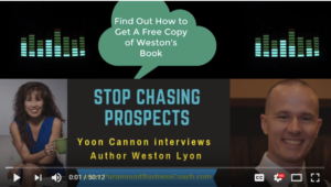 Stop Chasing Prospects Interview Weston Lyon, Yoon Cannon