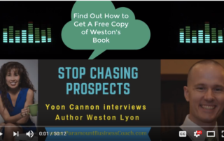 Stop Chasing Prospects with Weston Lyon