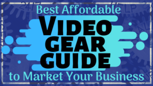 video gear guide