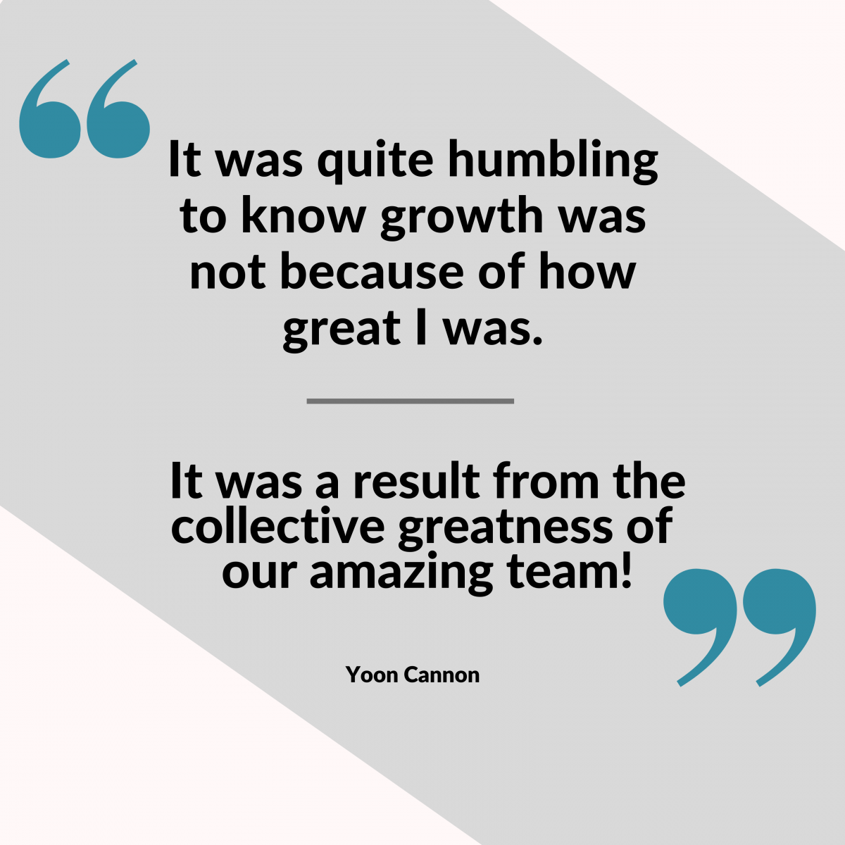 Business Growth Quote